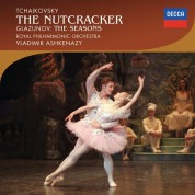 Royal Philharmonic Orchestra, Vladimir Ashkenazy: Tchaikovsky: The Nutcracker - CD