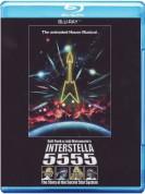 Daft Punk: Interstella 5555: The 5tory of the 5ecret 5tar 5ystem - BluRay
