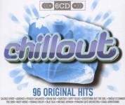 Çeşitli Sanatçılar: Original Hits Chillout - 96 Original Hits - CD