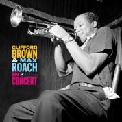 Clifford Brown: In Concert! (Images By Iconic Photographer Francis Wolff) - Plak