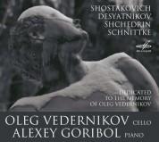 Oleg Vedernikov, Alexey Goribol: Shostakovich / Desyatnikov / Shchedrin / Schnittke - CD