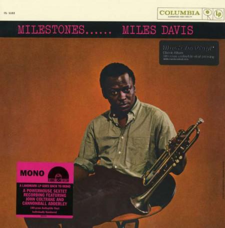 Miles Davis: Milestones (Mono) - Plak