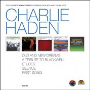 Charlie Haden: The Complete Remastered Recordings on Black Saint & Soul Note - CD