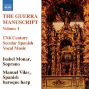 Isabel Monar: The Guerra Manuscript, Vol. 1 - CD