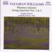 Vaughan Williams: Phantasy Quintet / String Quartets Nos. 1-2 - CD