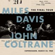 Miles Davis, John Coltrane: The Final Tour - Plak