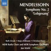 """Jun Märkl: Mendelssohn: Symphony No. 2, """"Lobgesang"""" - CD"""