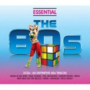Çeşitli Sanatçılar: Essential 80s - Classic Eighties Pop And Rock Hits - CD
