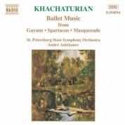 Khachaturian, A.I.: Ballet Music - CD