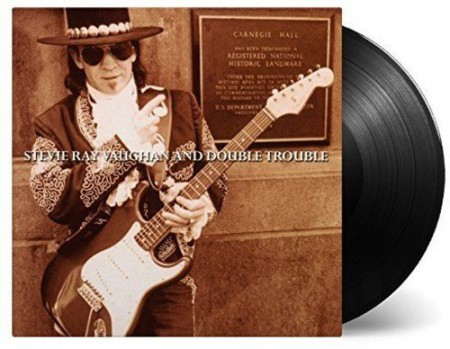 Stevie Ray Vaughan: Live At Carnegie Hall - Plak