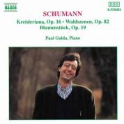 Paul Gulda: Schumann, R.: Kreisleriana / Waldszenen / Blumenstuck - CD