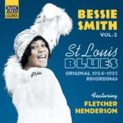Bessie Smith: Smith, Bessie: St. Louis Blues (1924-25) - CD