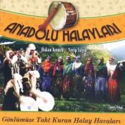 Hakan Kumru, Necip Yılgın: Gönlümüze Taht Kuran Halay Havaları - CD