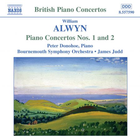 Alwyn: Piano Concertos Nos. 1 and 2 - Sonata alla toccata - CD