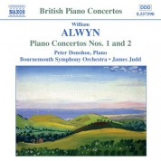 Alwyn: Piano Concertos Nos. 1 and 2 - Sonata alla toccata - CD