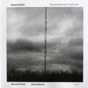 Steve Kuhn: Remembering Tomorrow - CD