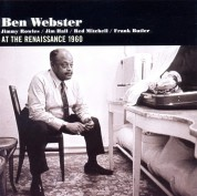 Ben Webster: At The Renaissance 1960 + 1 Bonus Track - CD