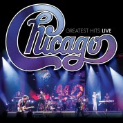 Chicago: Greatest Hits Live - CD