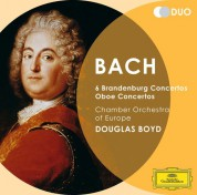 Chamber Orchestra of Europe, Douglas Boyd: Bach, J.S.: Brandenburg Concertos - CD