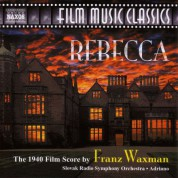 Waxman: Rebecca - CD