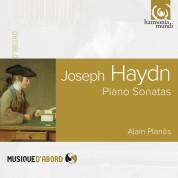 Alain Planès: Joseph Haydn: Piano Sonatas 11, 31, 38 & 55 - CD