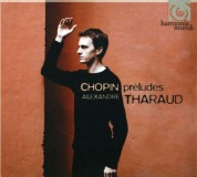 Alexandre Tharaud: Chopin: Preludes op.28 - CD