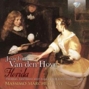 Massimo Marchese: Van Den Hove: Florida, Pavanas, Fantasias and Dances for Lute - CD