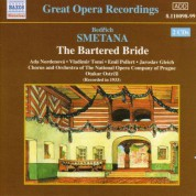 Smetana: Bartered Bride (The) (Prague National Opera) (1933) - CD