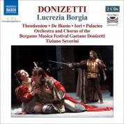 Tiziano Severini: Donizetti, G.: Lucrezia Borgia - CD
