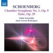 Juan Garcia Rodriguez: Schoenberg, A.: Chamber Symphony No. 1, Op. 9 / Suite, Op. 29 - CD