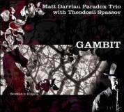 Matt Darriau: Gambit - CD