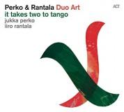 Jukka Perko, Iiro Rantala: It Takes Two To Tango - CD