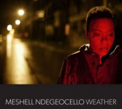 Meshell Ndegeocello: Weather - CD