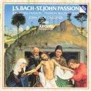 Michael Chance, John Eliot Gardiner, Nancy Argenta, The English Baroque Soloists, The Monteverdi Choir: Bach, J.S.: Johannes-Passion - CD