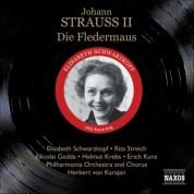 Strauss Ii, J.: Die Fledermaus (The Bat) (Schwarzkopf, Gedda, Karajan) (1955) - CD