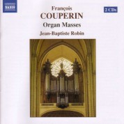 Couperin, F.: Organ Masses - CD