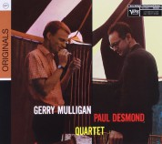 Gerry Mulligan, Paul Desmond: Blues In Time - CD