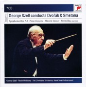 George Szell Conducts Dvorák and Smetana - CD