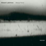 Alexei Lubimov: Messe Noire - CD