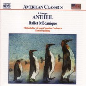 Antheil: Ballet Mecanique / Serenade for String Orchestra - CD