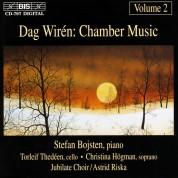 Christina Högman, Stefan Bojsten, Torleif Thedéen, The Jubilate Choir: Dag Wirén: Chamber Music, Vol.2 - CD