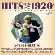 Hits Of The 1920S, Vol. 2 (1921-1923) - CD
