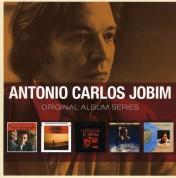 Antonio Carlos Jobim: Original Album Series (5CD) - CD