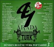 Çeşitli Sanatçılar: Dünden Bugüne Türk Pop Tarihi 3 - CD