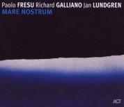 Paolo Fresu, Richard Galliano, Jan Lundgren: Mare Nostrum - Plak