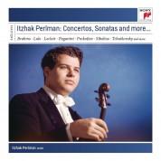 Itzhak Perlman: Concertos, Sonatas and More - CD