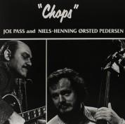 Joe Pass, Niels-Henning Orsted Pedersen: Chops - Plak