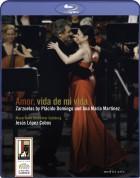 Plácido Domingo, Ana María Martínez, Salzburg Mozarteum Orchestra, Jesús López-Cobos: Zarzuela Concert - BluRay