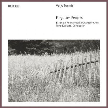 Estonian Philharmonic Chamber Choir, Tõnu Kaljuste: Veljo Tormis: Forgotten Peoples - CD