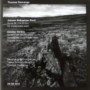 Thomas Demenga, Hansheinz Schneeberger, Tabea Zimmermann: Johann Sebastian Bach / Sandor Veress - CD